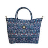 Bonfanti Liberty Strawberry Thief Grab Shoulder Handbag - Blue 3