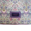 Bonfanti Leather and Liberty Lodden Grab Handbag - Purple 5