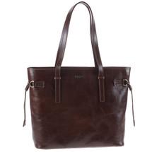 Chiarugi Italian Leather Tote Shopper Bag - Black - Attavanti 1c09375c016db