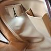 Pratesi Firenze Italian Leather Laptop Backpack - Tan 4