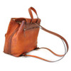 Pratesi Gaville Italian Leather Backpack - Tan 3