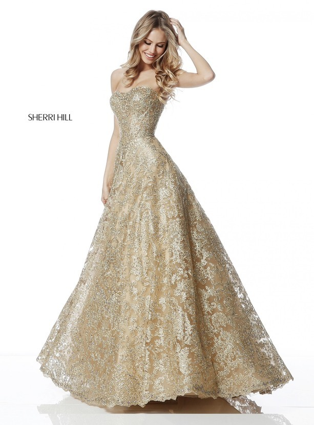Sherri Hill Spring 2018 Prom Dress Preview Onlineformalscom
