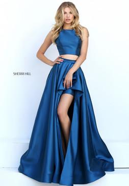 Sherri Hill 50751 two piece prom dress