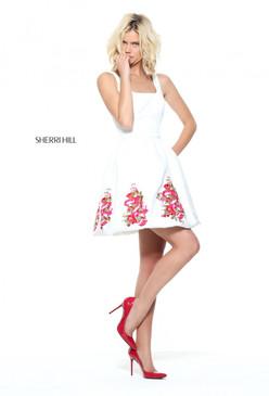 Sherri Hill 50987 Short Prom Dress