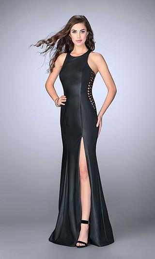d8f99e05697 La Femme 23806 Dress