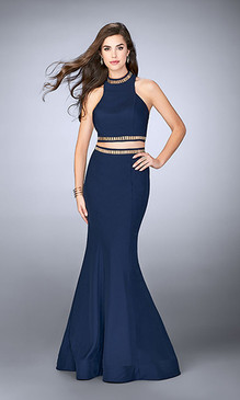 La Femme 23932 Dress