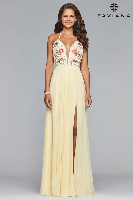 81c8cf5407 Faviana 10000 Dress