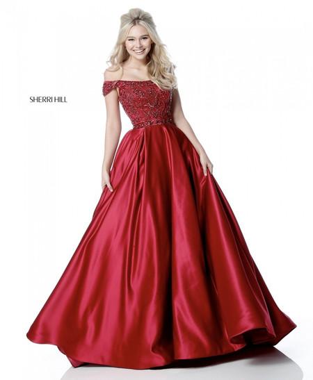 7bcd030b735 Sherri Hill 51610 Dress