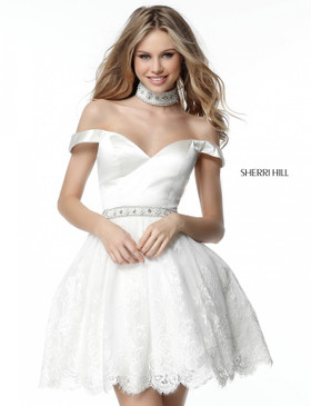 Sherri Hill 51385 Short Dress