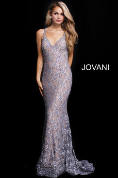 Jovani 54853 Lace Dress