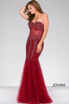 Jovani 5908 Mermaid Dress