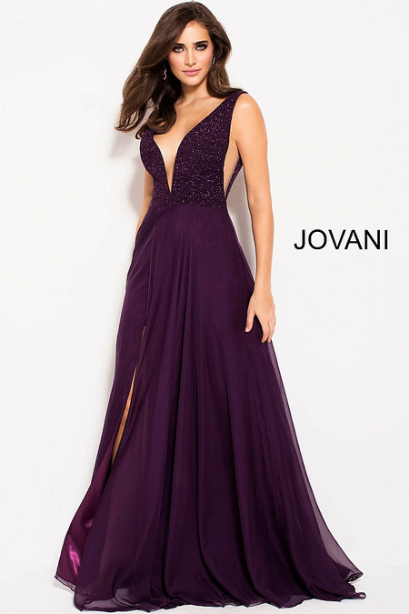 4351fa43d796 Jovani 48116 Chiffon Dress. See 2 more pictures