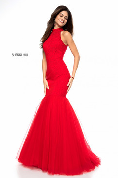 4fd54590e5e Sherri Hill 51939 Dress