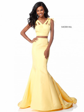 7c69fbd154b Sherri Hill Prom Dress 51918.