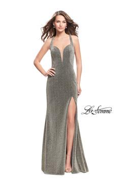 La Femme 25901 Dress