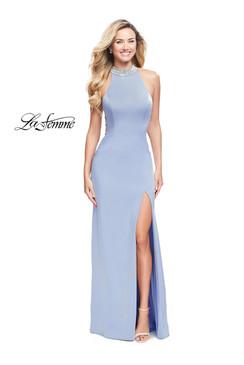La Femme 25767 Jersey Dress