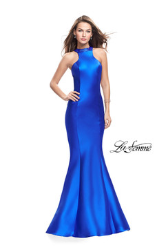 Gigi by La Femme 25838 Mermaid Dress