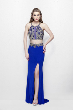 Primavera 1863 Sequin Prom Dress