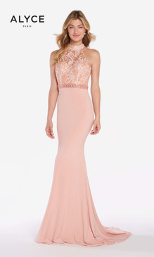 Alyce Paris Prom Dress 60024.