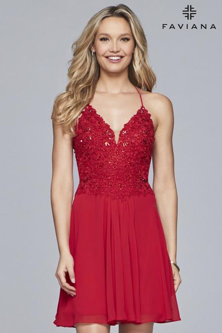 Faviana 10151 Dress  12a78c734