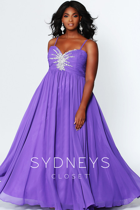 Sydney\'s Closet SC7071 Dress | Onlineformals.com
