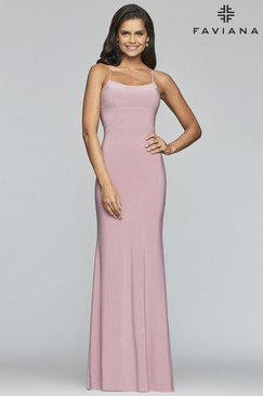 Faviana S10205 Prom Dress