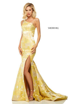 Sherri Hill 52731 Mermaid Dress