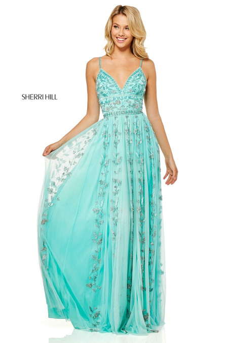 ff0435c0fab Sherri Hill 52461 Dress