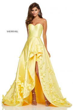 Sherri Hill 52581 High Low Dress