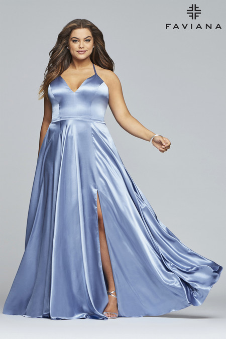 Faviana 9469 Plus Size Dress