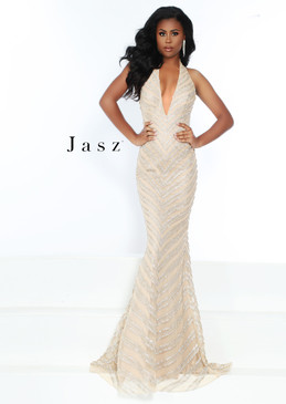 Jasz Couture 6458 Dress