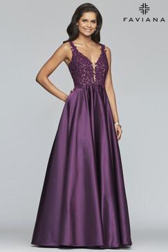Faviana 10251 Ballgown Dress
