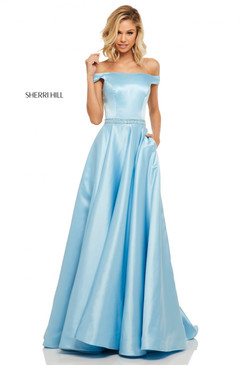 Sherri hill 52332 Ballgown Dress