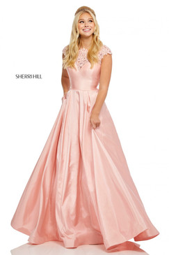 Sherri Hill 52487 Ballgown Dress