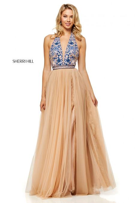 befb4b73a87d Sherri Hill 52475 Dress   Onlineformals.com