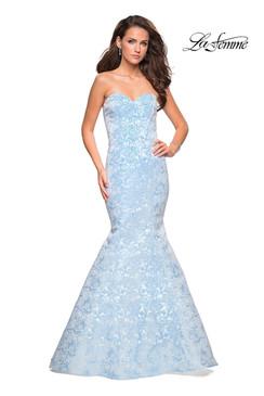 e5d012de3ff 2019 La Femme Prom Dresses