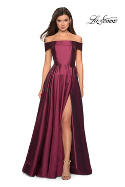 La Femme 27005 Long Prom Dress