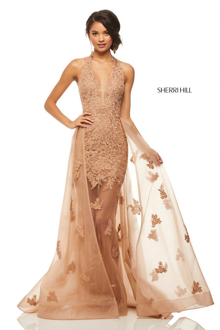 1fdeb9b4389 Sherri Hill 52819 Dress