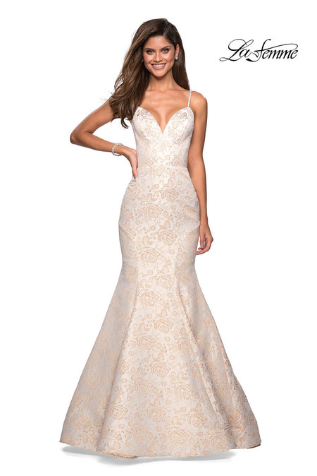 e34092bf12e La Femme 27310 Dress