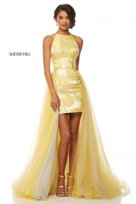 45238f5a89d Sherri Hill 52859 Dress