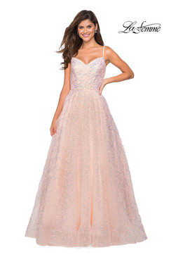 La Femme 27541 Dress