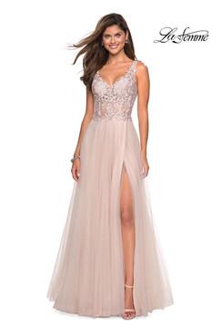La Femme 27574 Dress
