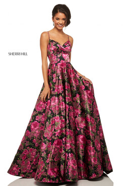Sherri Hill 52932 Ballgown Dress