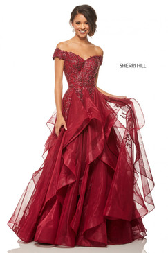 Sherri Hill 52880 Ballgown Dress