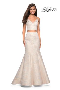 La Femme 27749 Dress