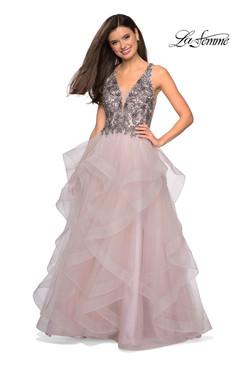 La Femme 27649 Dress