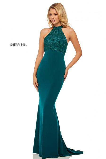 1ed18c95784b Sherri Hill 52901 Dress