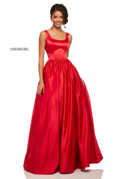 Sherri Hill 52813 Ballgown Dress