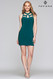 Faviana S10355 Short Homecoming Dress