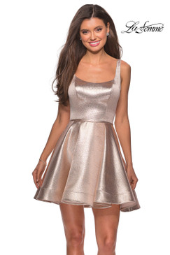 La Femme 28181 short homecoming dress